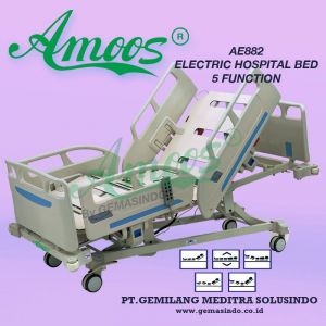 Amoos AE882 - Electric Hospital Bed 5 Function